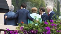 САЩ и останалите от Г-7 с компромис за протекционизма, но не и за климата