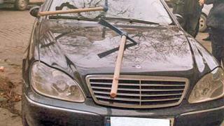 4-ри кирки в колата на несебърски търговец