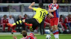 Лидерът на баварския колос отново тренира с топка