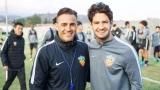 Жуниор Мораеш ще играе с Алешандре Пато при Фабио Канаваро!