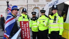 10 000 полицаи готови да реагират на протести за храна и лекарства след Брекзит
