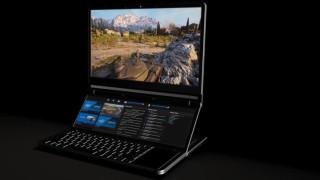 Intel показа лаптоп с втори екран, който задава нов стандарт за индустрията