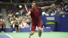 Труден старт за Роджър Федерер в Базел