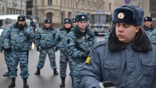 Отново арести в Москва