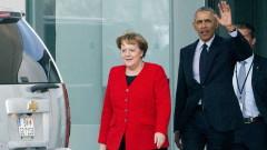 Обама се срещна с Меркел, част от германската му обиколка