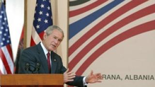 Буш: Време е за независимост на Косово
