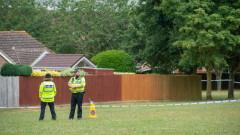 Разследването на случая в Еймсбъри ще отнеме месеци