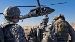 САЩ започна изтегляне на войски от 15 бази в Ирак