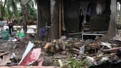 """572 станаха жертвите на урагана """"Матю"""" в Хаити"""