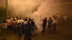 Един от протестиращите в Ереван опита да се самозапали