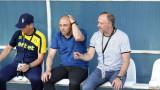 Илиан Илиев: Играем срещу най-добрия отбор в България