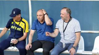Илиан Илиев: Не стана много красив мач