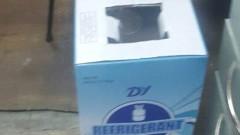 Задържаха 12 бутилки опасен фреон на Дунав мост 1