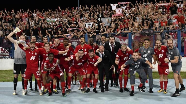Три щастливи гостувания на ЦСКА в Европа от последните десет