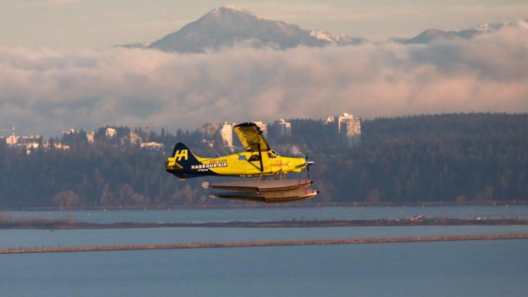 Канадска авиокомпания тества успешно първия изцяло електрически граждански самолет в