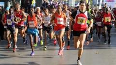 Ограничено е движението в столицата заради Маратона на София