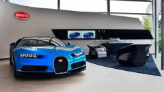 Как емблематичната марка Bugatti може да се озове в ръцете на хърватската Rimac?