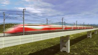 Най-бързият влак в Африка се готви да потегли за пръв път
