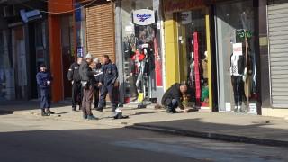 Среднощно меле вдигна полицията в Пловдив на крак