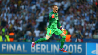 Тер Стеген попадна в състава на Германия за предстоящите квалификации