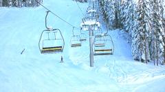 Ски пистите над Банско затворени