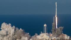 "SpaceX изстреля кораба ""Дракон"""