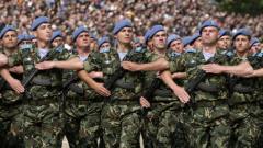370 свободни места в пехотата обяви МО