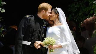 Хари и Меган две години след сватбата