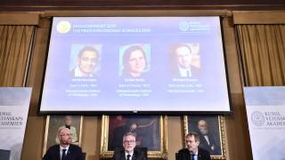 Трима печелят Нобела за икономика за експериментален подход към бедността