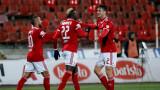 ЦСКА минава утре задължителните тестове за COVID-19 преди мача с Клуж