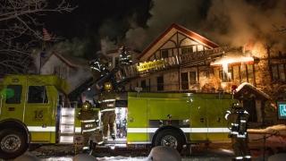 Дузина ранени при пожар в Мичиган