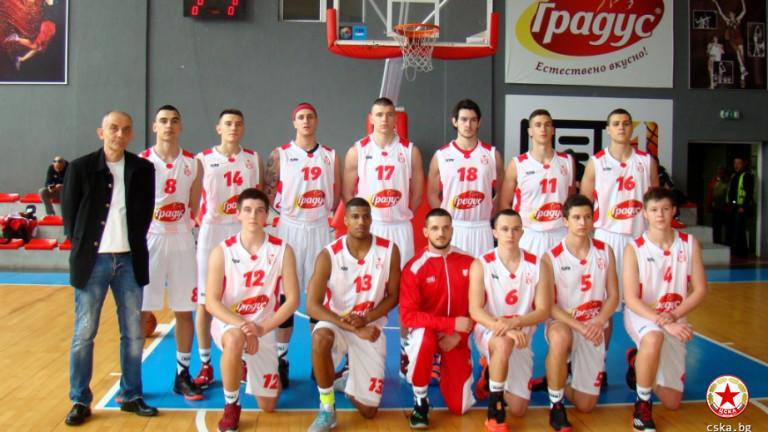 Министерството на младежта и спорта ще подпомогне баскетболен клуб ЦСКА
