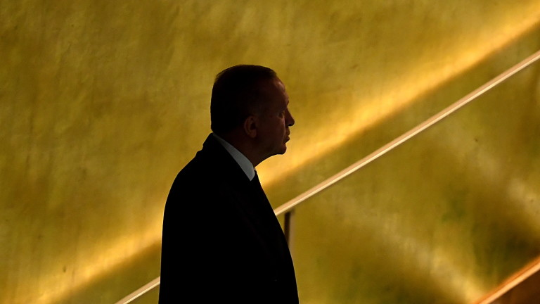 Ердоган: Турско-американските отношения са нездравословни