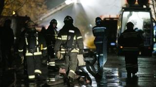 Най-малко деветима загинали при пожар в старчески дом в Русия