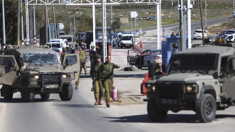 Почина бебето на ранената на Западния бряг израелка, предаде АП.