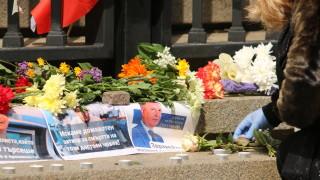 Мълчаливо шествие в памет на Милен Цветков в няколко града на страната