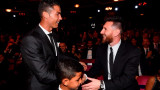 Меси: С Роналдо няма как да бъдем приятели
