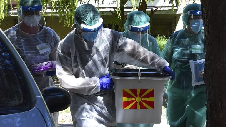 Започнаха парламентарните избори в Северна Македония, предаде МИА. Припомняме, че