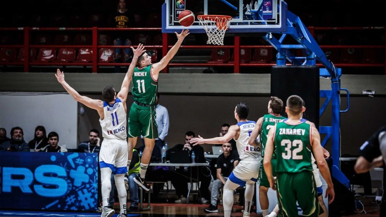 Българските баскетболисти изпуснаха Гърция в Патра