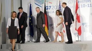 САЩ питат останалите от Г-7 защо трябва да ги е грижа за конфликта в Украйна