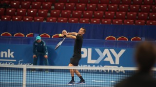 Основна схема на Sofia Open 2018