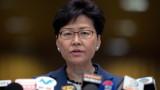 Лидерът на Хонконг: Законопроектът за екстрадицията е мъртъв