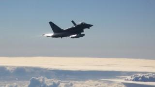 За седмица изтребители на НАТО прехващаха 4 пъти руски самолети над Балтийско море