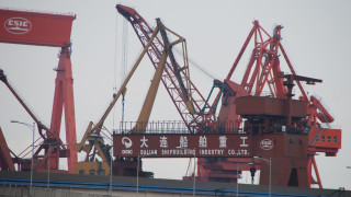 Необичайно: Китай записа търговски дефицит