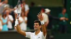 Новак Джокович с най-големи шансове да спечели US Open, Григор Димитров е 12-ти