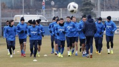 17-годишен талант тренира с Левски