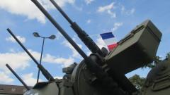 Франция продава артилерийски оръдия на Чехия за стотици милиони евро