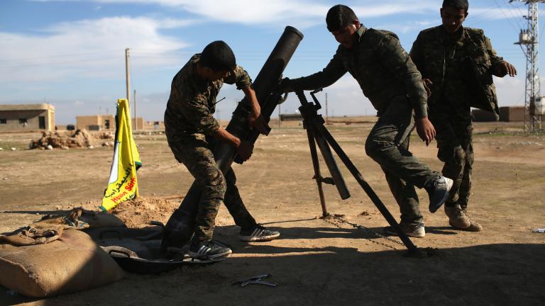 """Сирийските демократични сили превзеха последния анклав на """"Ислямска държава"""""""