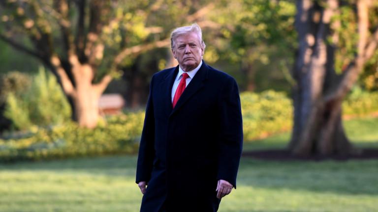 """Тръмп за Китай: """"Ще спечелим така или иначе"""""""
