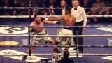 Съдията от Джошуа - Паркър бил чудесен, но за аматьорски бокс...